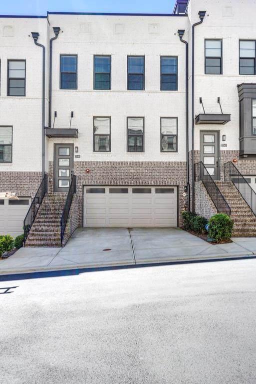 2146 Hinton Drive SE, Smyrna, GA 30080 (MLS #6952130) :: Kennesaw Life Real Estate