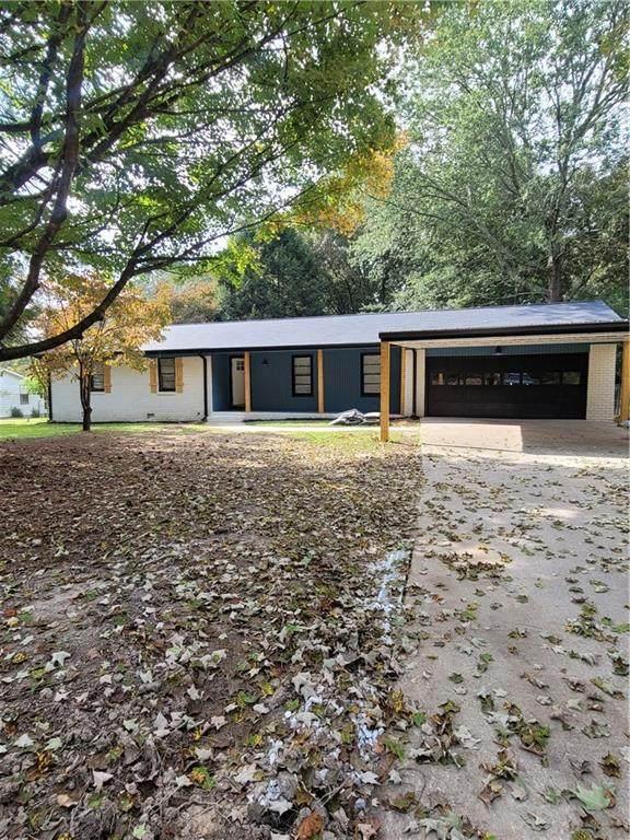 3378 Skyview Drive, Lithia Springs, GA 30122 (MLS #6952412) :: North Atlanta Home Team