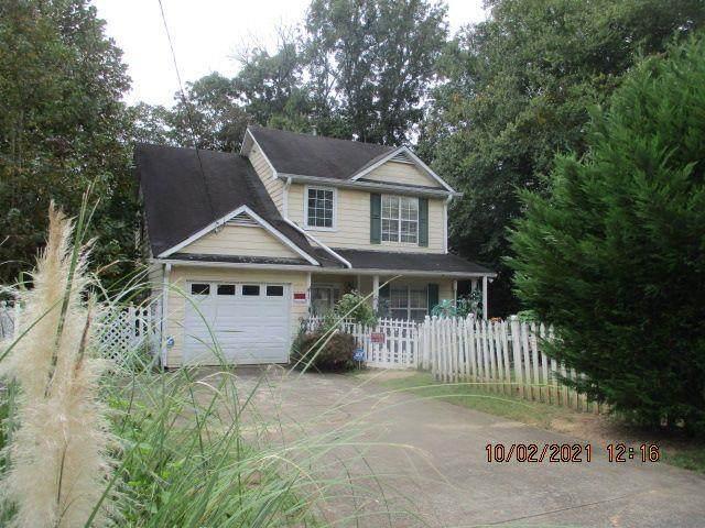 3527 Clare Cottage Trace SW, Marietta, GA 30060 (MLS #6952444) :: North Atlanta Home Team