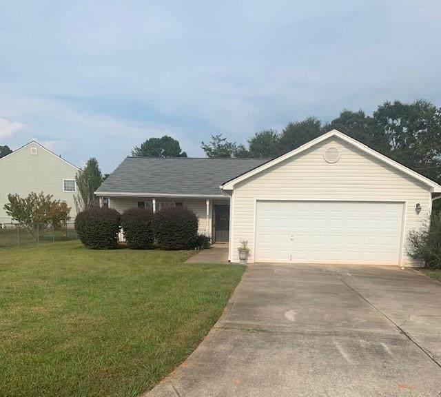 309 Ansley Drive, Lavonia, GA 30553 (MLS #6952609) :: North Atlanta Home Team