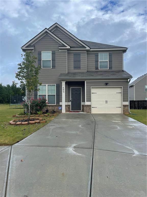 485 Basildon Cove, Union City, GA 30291 (MLS #6952843) :: North Atlanta Home Team