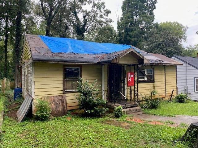 1077 Peeples Street SW, Atlanta, GA 30310 (MLS #6953301) :: Path & Post Real Estate