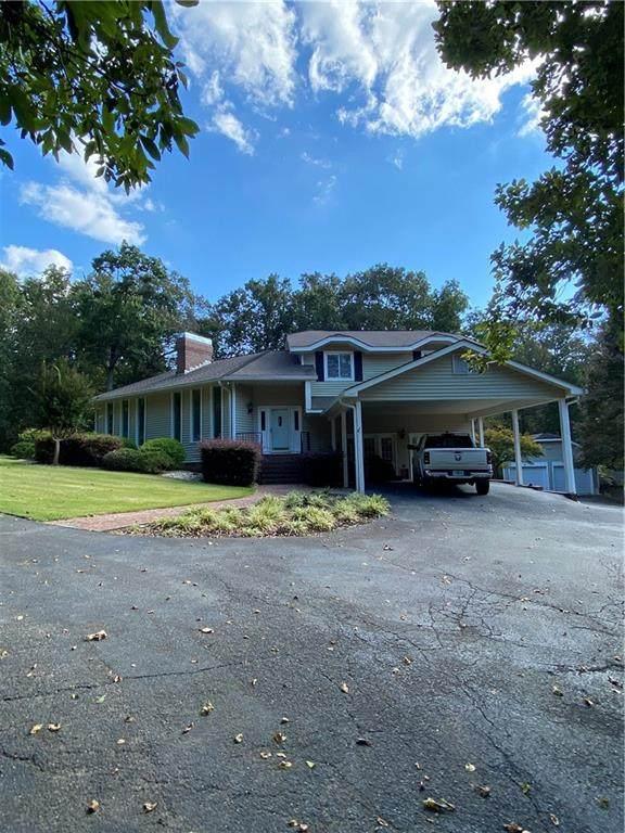 129 Sunset Drive SE, Calhoun, GA 30701 (MLS #6953419) :: Rock River Realty