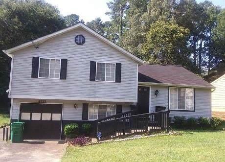 4727 White Oak Trail, Stone Mountain, GA 30088 (MLS #6954201) :: North Atlanta Home Team
