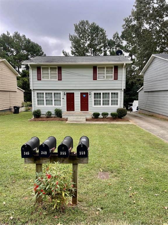 353 Mimosa Drive, Buford, GA 30518 (MLS #6954628) :: Dawn & Amy Real Estate Team