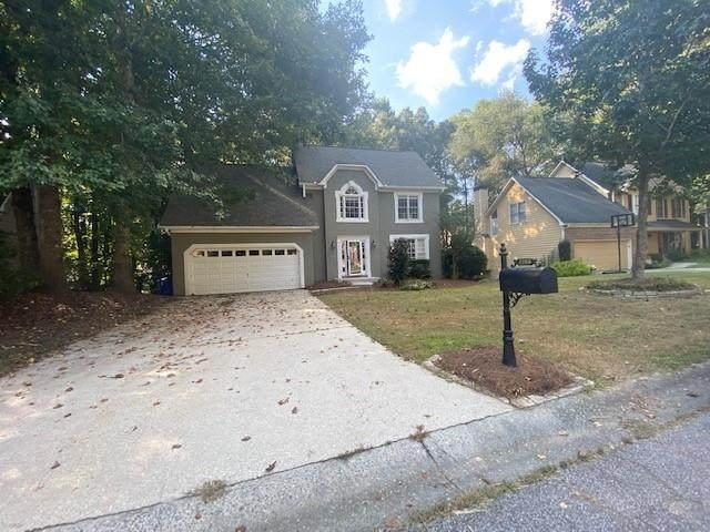 3386 Split Wood Way, Powder Springs, GA 30127 (MLS #6954925) :: Path & Post Real Estate