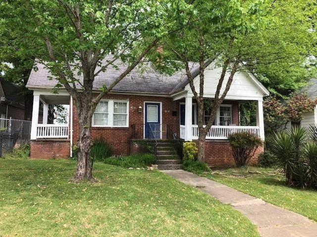 1481 Bryan Avenue, East Point, GA 30344 (MLS #6955100) :: North Atlanta Home Team