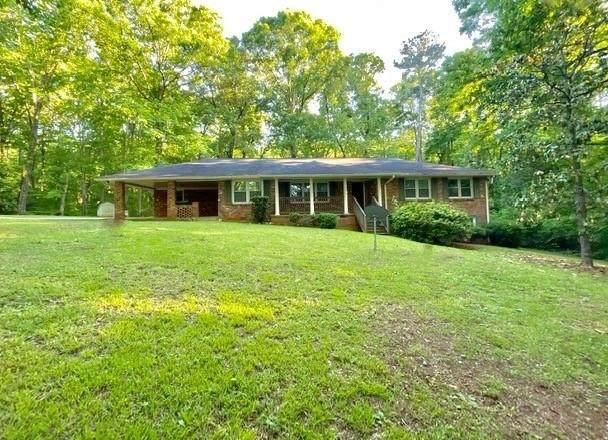 5055 Thompson Mill Road, Lithonia, GA 30038 (MLS #6955274) :: North Atlanta Home Team