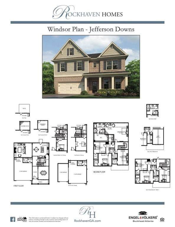 389 Paxton Lane, Jefferson, GA 30549 (MLS #6955321) :: North Atlanta Home Team