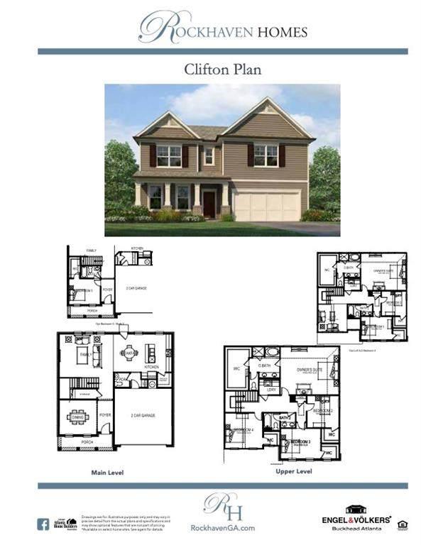 395 Paxton Lane, Jefferson, GA 30549 (MLS #6955326) :: North Atlanta Home Team