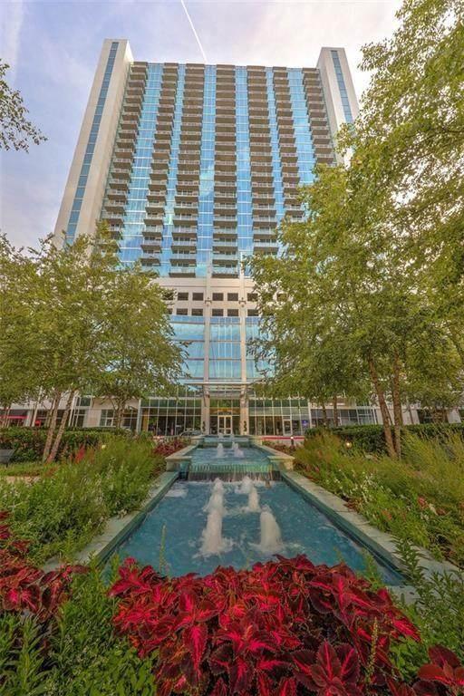 3324 Peachtree Road NE #2110, Atlanta, GA 30326 (MLS #6955399) :: The Kroupa Team | Berkshire Hathaway HomeServices Georgia Properties