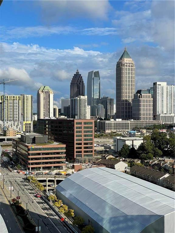361 17th Street NW #1409, Atlanta, GA 30363 (MLS #6955461) :: The Gurley Team
