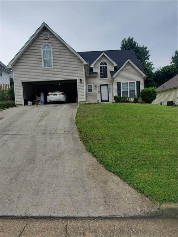 12028 Harbour Town Parkway, Fayetteville, GA 30215 (MLS #6955545) :: North Atlanta Home Team