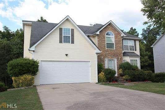 3762 Oakman Place, Fairburn, GA 30213 (MLS #6955551) :: North Atlanta Home Team