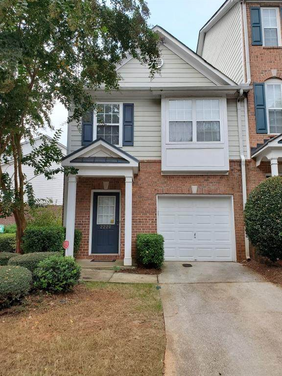 2220 Dillard Crossing, Tucker, GA 30084 (MLS #6955869) :: North Atlanta Home Team
