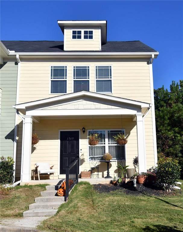 1749 Brookside Lay Circle #31, Norcross, GA 30093 (MLS #6955915) :: North Atlanta Home Team