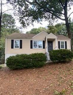 1167 Gun Club Road NW, Atlanta, GA 30318 (MLS #6956178) :: North Atlanta Home Team