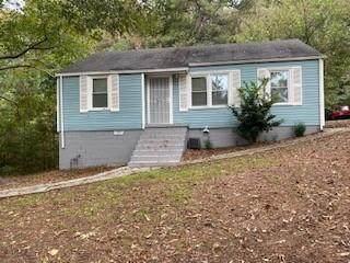 1175 Gun Club Road NW, Atlanta, GA 30318 (MLS #6956183) :: North Atlanta Home Team