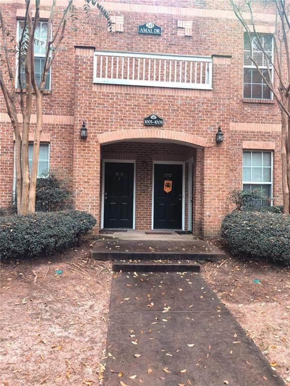 245 Amal Drive SW #1006, Atlanta, GA 30315 (MLS #6956410) :: Kennesaw Life Real Estate