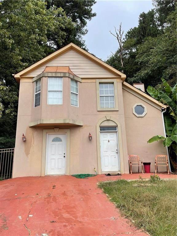 876 Churchill Court, Stone Mountain, GA 30083 (MLS #6956491) :: North Atlanta Home Team