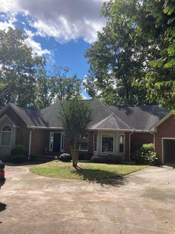 761 Hillside Dr, Gainesville, GA 30501 (MLS #6956845) :: Rock River Realty