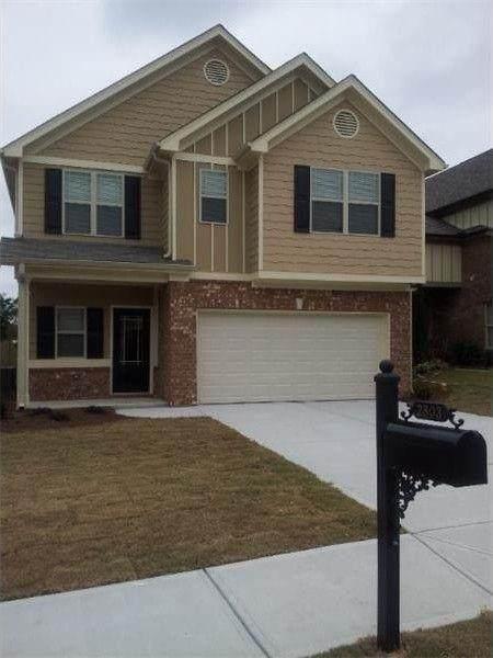 2813 Morgan Farm Court, Buford, GA 30519 (MLS #6956973) :: North Atlanta Home Team