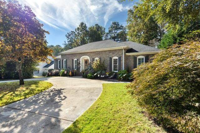4904 Hampton Lake Drive, Marietta, GA 30068 (MLS #6957284) :: Path & Post Real Estate