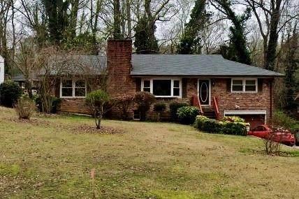 1207 Cahaba Drive SW, Atlanta, GA 30311 (MLS #6957300) :: Maximum One Partners