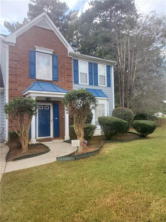 4180 Lotus Blossom Court, Austell, GA 30106 (MLS #6957330) :: North Atlanta Home Team