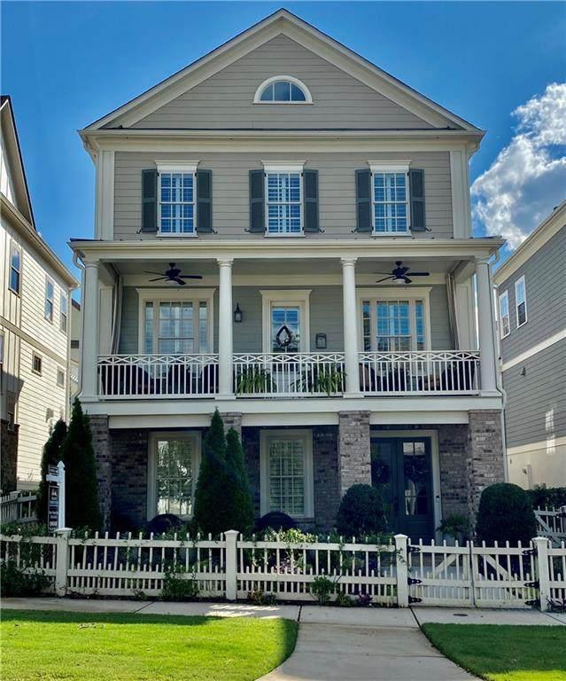 221 Dawson Drive, Woodstock, GA 30188 (MLS #6957459) :: North Atlanta Home Team