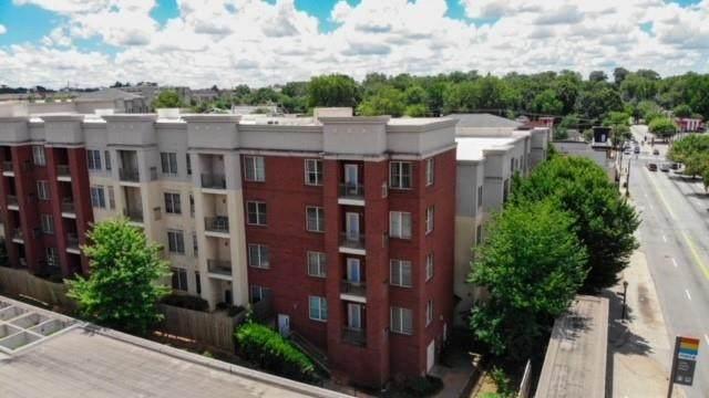 870 Mayson Turner Road NW #1414, Atlanta, GA 30314 (MLS #6957486) :: North Atlanta Home Team