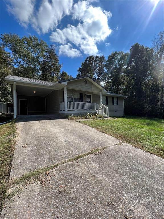 3544 Collard Valley Road, Cedartown, GA 30125 (MLS #6957562) :: Tonda Booker Real Estate Sales