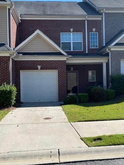 2555 Flat Shoals Road #1607, College Park, GA 30349 (MLS #6957567) :: North Atlanta Home Team