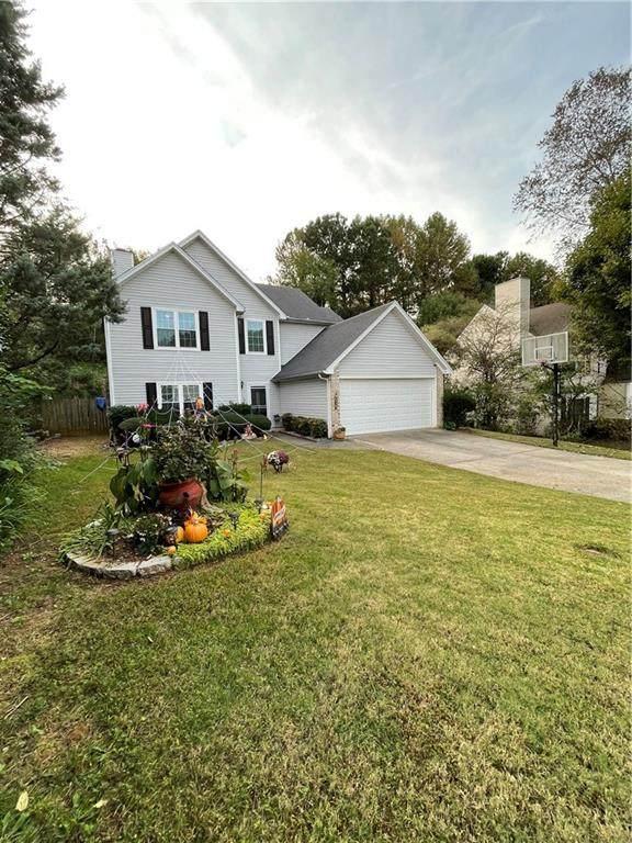 2972 Sentinel Circle, Lawrenceville, GA 30043 (MLS #6957726) :: Path & Post Real Estate