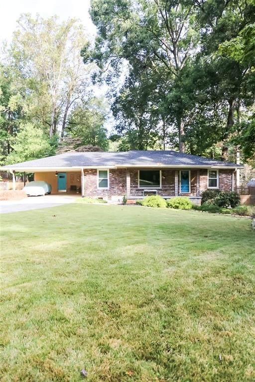 4450 Locksley Road, Tucker, GA 30084 (MLS #6957768) :: Path & Post Real Estate
