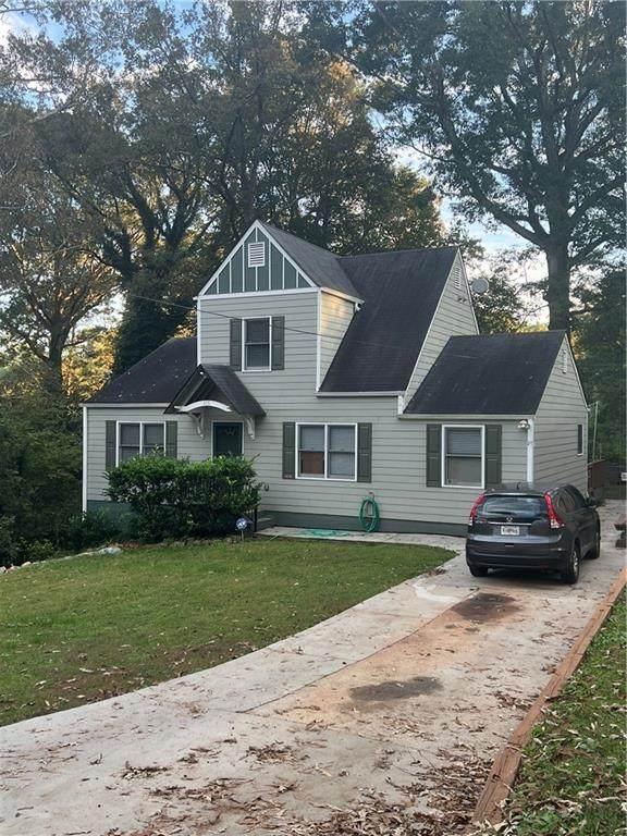 455 Chevelle Lane, Decatur, GA 30030 (MLS #6957847) :: Lantern Real Estate Group