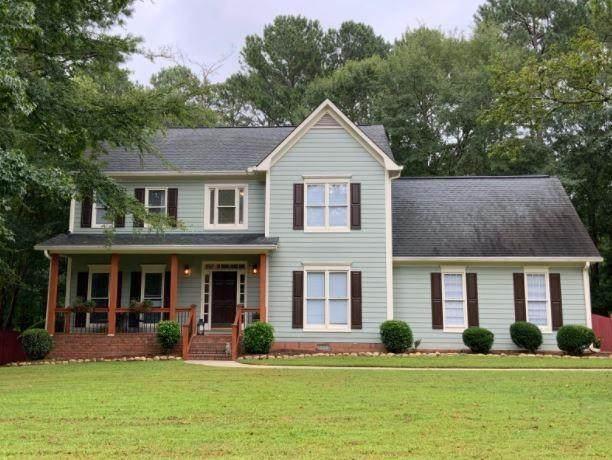 410 Holly Grove Church Road, Peachtree City, GA 30269 (MLS #6958186) :: North Atlanta Home Team