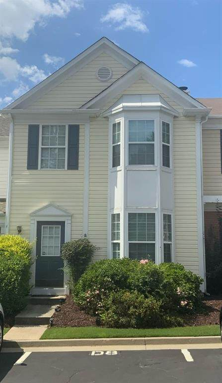 10900 Wittenridge Drive D9, Alpharetta, GA 30022 (MLS #6958213) :: North Atlanta Home Team