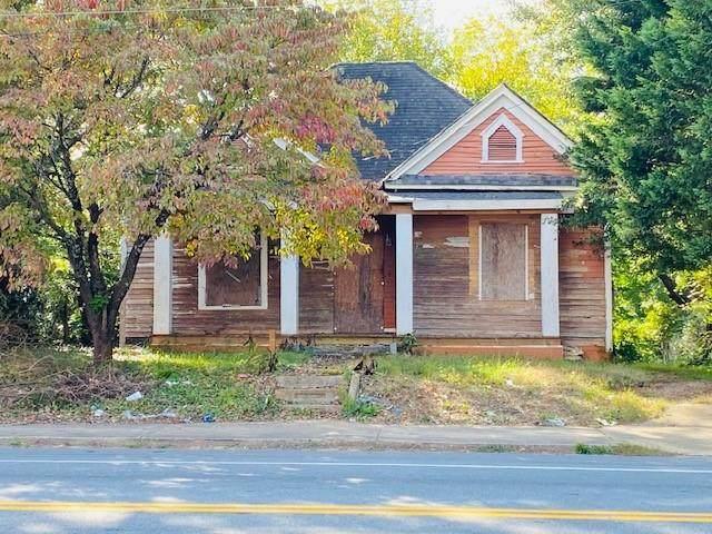 1587 Jonesboro Road SE, Atlanta, GA 30315 (MLS #6958280) :: Tonda Booker Real Estate Sales