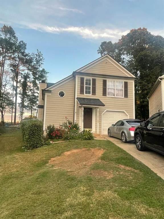 1290 Woodstream Drive, Lawrenceville, GA 30044 (MLS #6958463) :: The Kroupa Team | Berkshire Hathaway HomeServices Georgia Properties