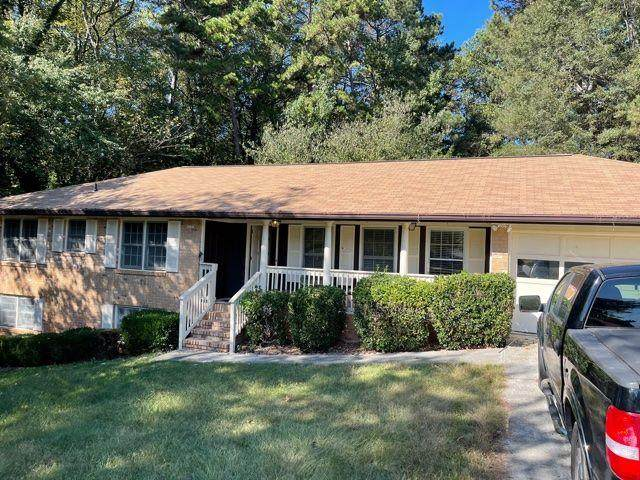 2101 Colonial Oak Way, Stone Mountain, GA 30087 (MLS #6958569) :: Thomas Ramon Realty