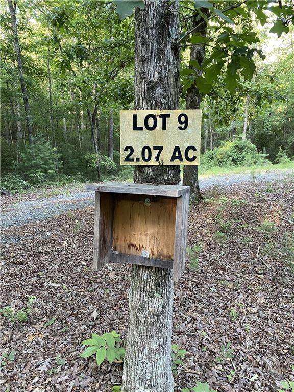0 Knob Ridge, Blue Ridge, GA 30513 (MLS #6958780) :: North Atlanta Home Team