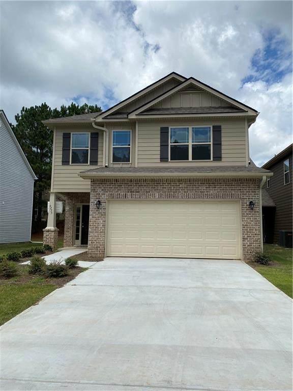 6275 Hickory Lane Circle, Union City, GA 30291 (MLS #6958987) :: Path & Post Real Estate