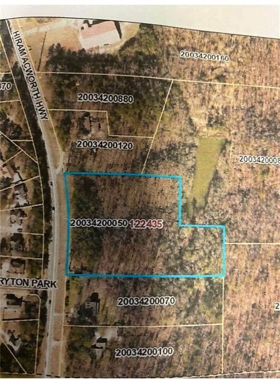 0 Hiram Acwoth Highway, Dallas, GA 30157 (MLS #6959291) :: Evolve Property Group