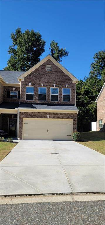 233 Green Bridge Court, Lawrenceville, GA 30046 (MLS #6959400) :: The Cole Realty Group