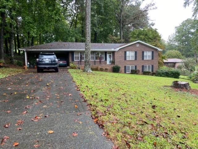 101 Dillard Drive NE, Kennesaw, GA 30144 (MLS #6959494) :: North Atlanta Home Team