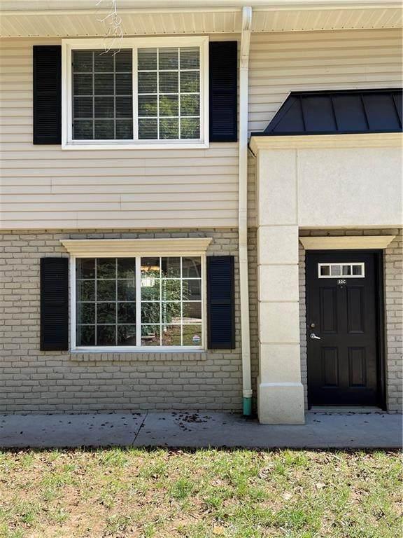 6940 Roswell Road 22C, Sandy Springs, GA 30328 (MLS #6959650) :: Path & Post Real Estate
