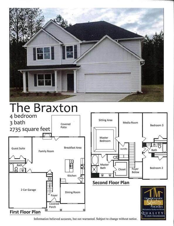 122 Springwood Drive, Carrollton, GA 30117 (MLS #6960075) :: North Atlanta Home Team