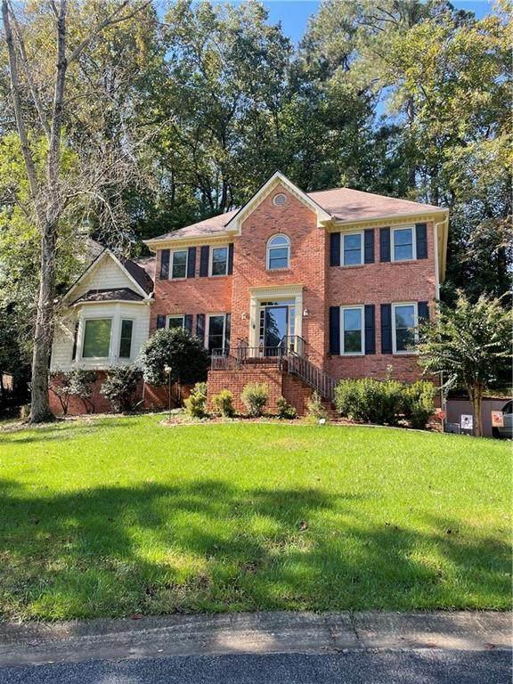 775 Edgewater Lane NW, Kennesaw, GA 30144 (MLS #6960096) :: North Atlanta Home Team