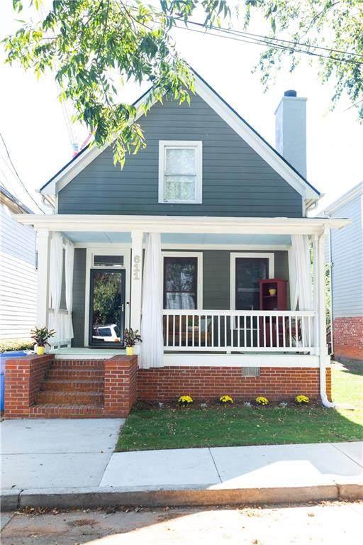 611 Old Wheat Street NE, Atlanta, GA 30312 (MLS #6960217) :: The Kroupa Team | Berkshire Hathaway HomeServices Georgia Properties